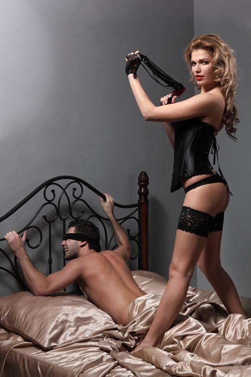 dominante vrouw